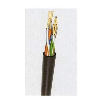 CABLE UTP C6 4X2XAWG24/1 EXTERIORES.