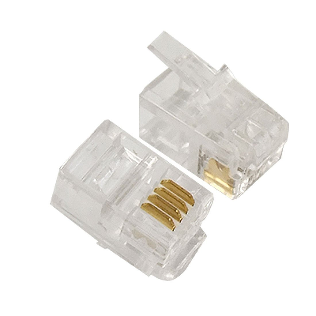 4p4c Connector Wiring Diagram Library Rj45 For Phone