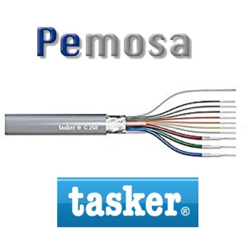 Cable para VIDEO-VGA/XGA Tasker
