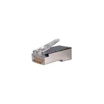 CONECTOR MACHO FTP RJ45 8P8C CAT5+