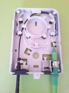 FTTH Fiber to The Home Fibra Óptica